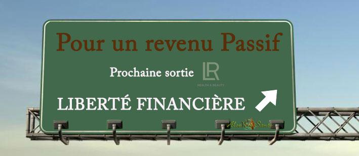VDI, nouvelle carrière, complément de revenus ou revenu passif - Prochaine sortie : Liberté financière avec LR Health & Beauty