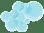 Bulles activateur d'apport en oxygène pour améliorer l'effet detoxifiant du masque LR Aloe Vera Magic Bubble Mask