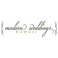 Aloha Bars Maui - Modern Weddings Hawaii Logo