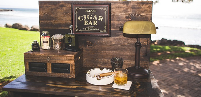 Dmitry & Sandra Photography - Aloha Bars Maui - Cigar Bar