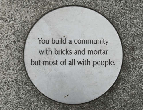 you build w: people