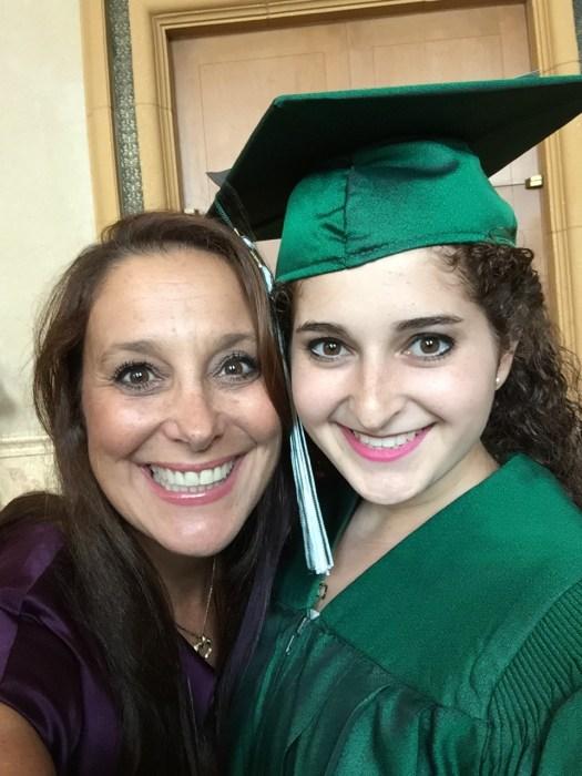 Proud Momma & Tara