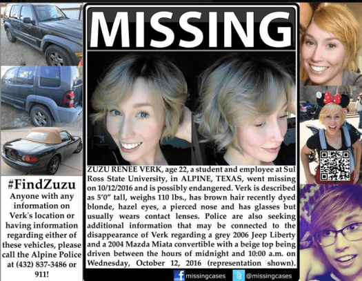 PLEASE HELP FIND ZUZU #findzuzu