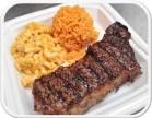 SMoked New York Steak