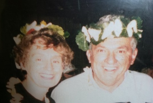 Gifts from a Wedding – 44 Years Before