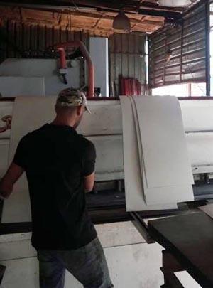 CNC Sac Büküm Kesim