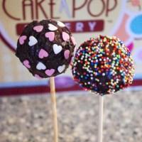 Premiers cake pops