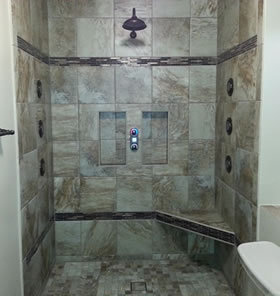 Bath Shower Remodel Cost How To Make Your Bathroom Look Like A