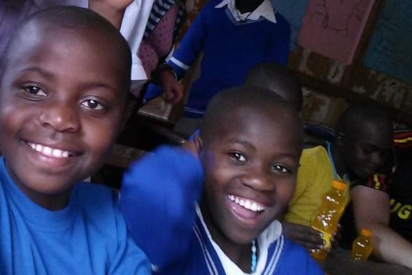 Give a Child a Chance sponsorship programme