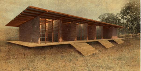 Halfway house underconstruction