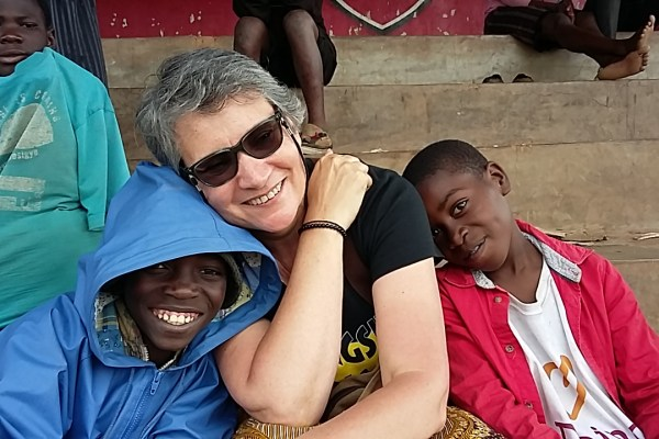 2 years' adventure to Uganda to help street children!