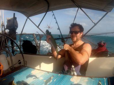 Mein erster Fischfang