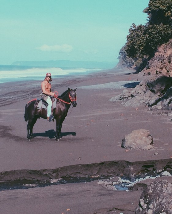 me the horse and the ocean