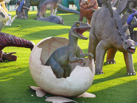 דינוזאורים בסינמה סיטי
