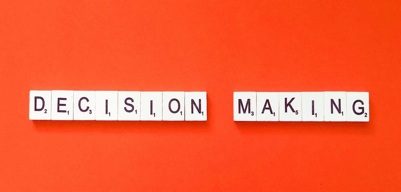 Agile decision-making