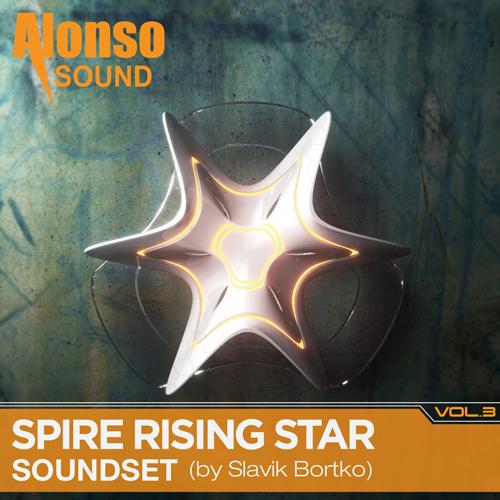 Alonso Spire Rising Star Soundset Vol. 3