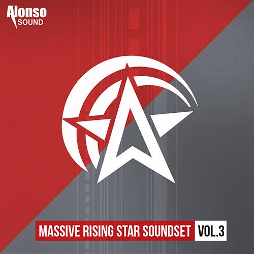 Alonso Massive Rising Star Soundset Vol. 3