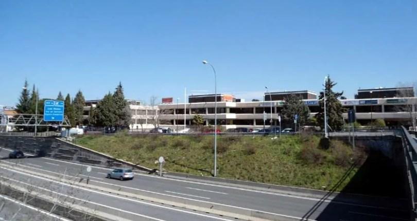 Oficina en parque empresarial de Las Rozas – Ctra. de La Coruña