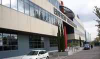 Oficina en el polígono industrial de Alcobendas