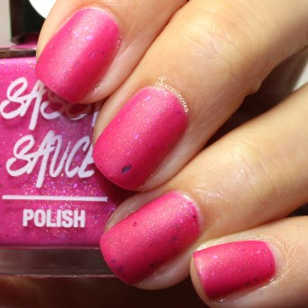 Cold State Matte Top Coat