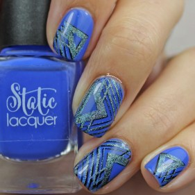 with Nail Art
