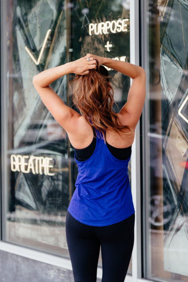 Motivation Monday: cardio isn't my thing via A Lo Profile.