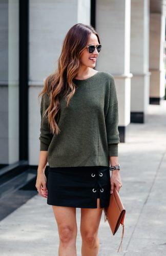 Open back sweater, sweater and skirt, back detail sweaters for fall