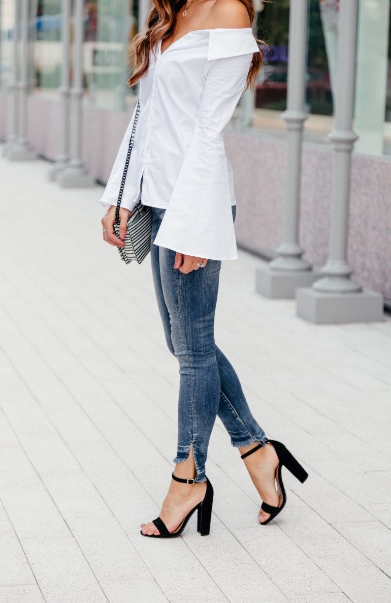 Classic Fall pieces with Nordstrom via A Lo Profile.