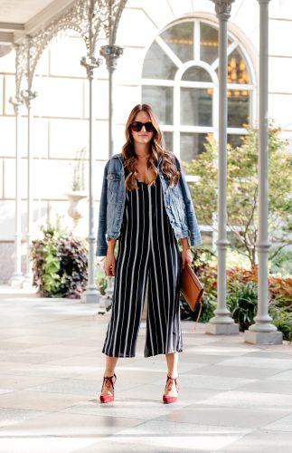 Jumpsuits for Fall with Nordstrom via A Lo Profile
