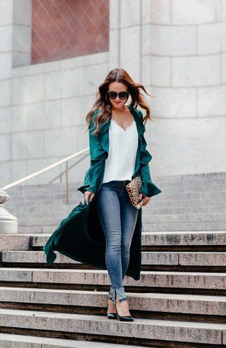 Duster jackets via A Lo Profile