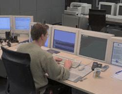 Web hosting data center