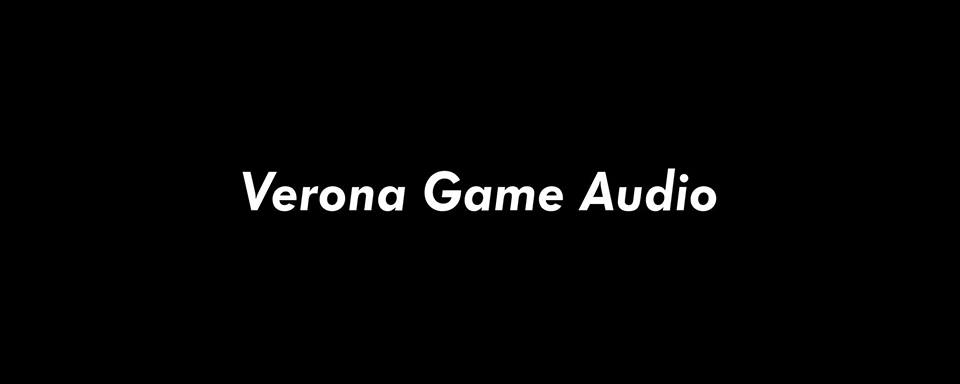 Verona Game Audio