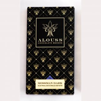 Alouss Mossman Dark Chocolate Bar