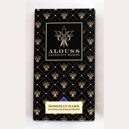 Alouss Mossman Dark Chocolate Bar