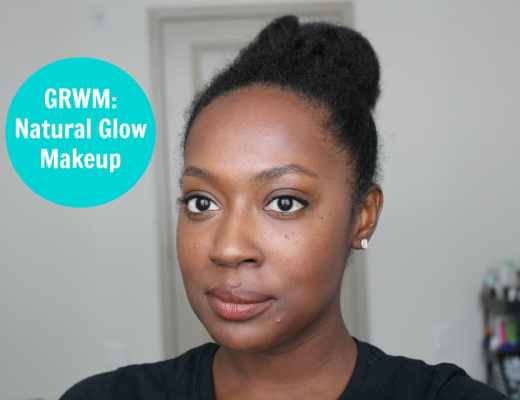 natural makeup dark skin