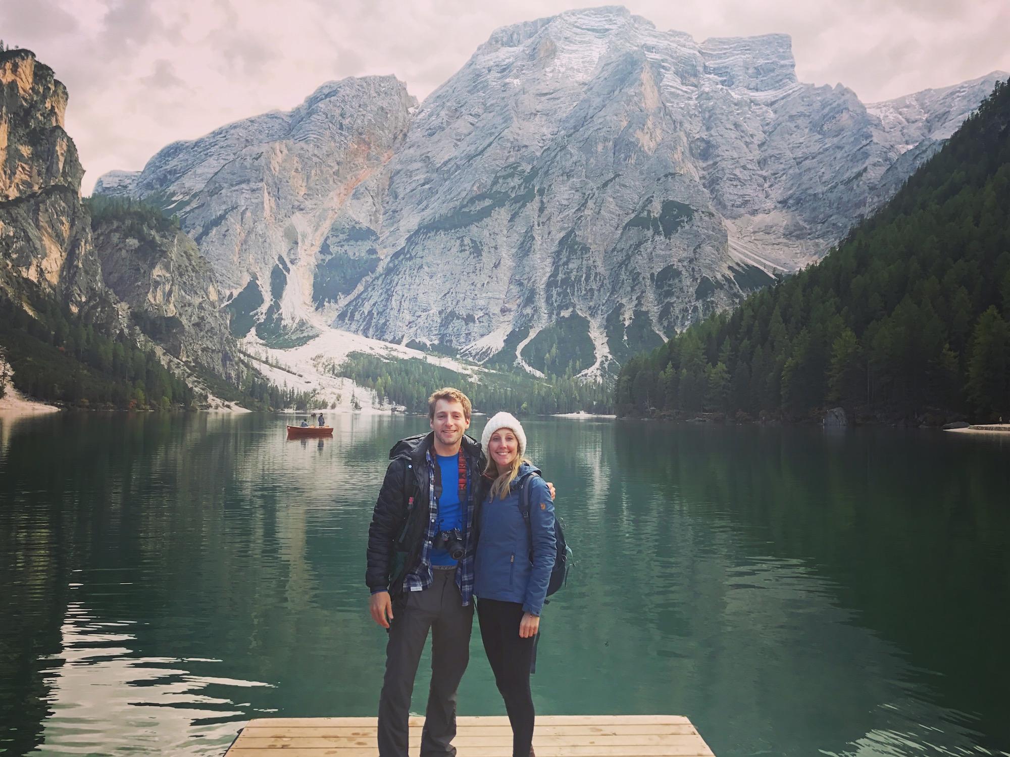 A Lovely Planet - Dolomites