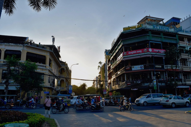 Phnom Penh - A Lovely Planet