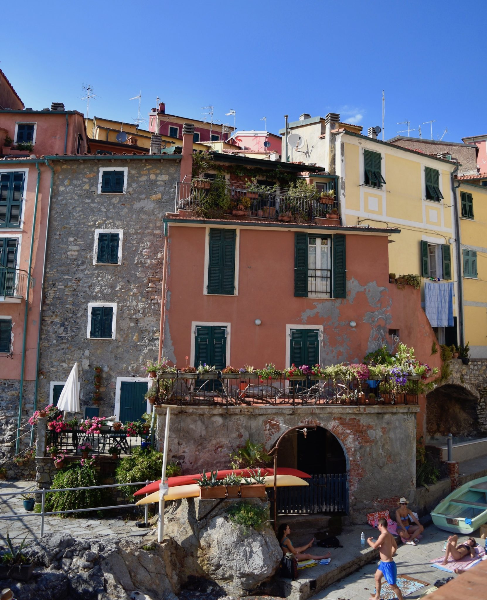 Liguria - A Lovely Planet - Hayley Lewis