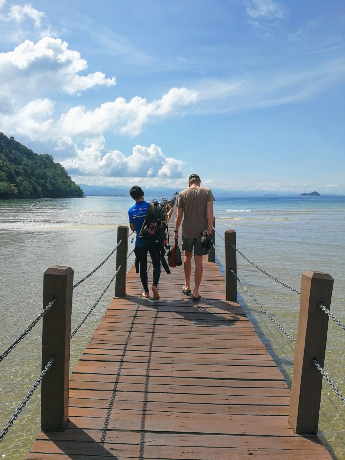 Borneo - Diving - A Lovely Planet
