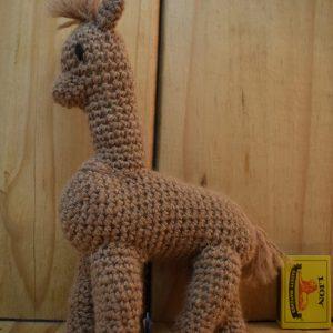 KAT490 Stuffed Alpaca Toy