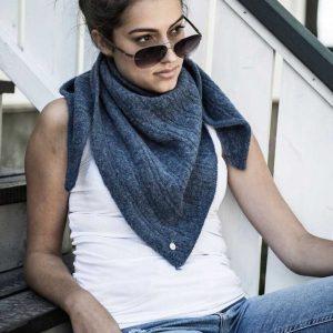 Dehn Design Petronelle sjal sjerf på salg til tidenes laveste pris! Begrenset lager- kjøp nå! Se flere flotte julegaver, gavetips, gave til henne, eller deg selv?