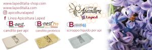 Sponsor: LAPED linea Apicoltura