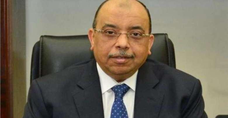 محمود الشعراوي- وزير التنمية المحلية