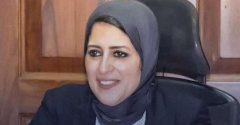 هالة زايد- وزيرة الصحة