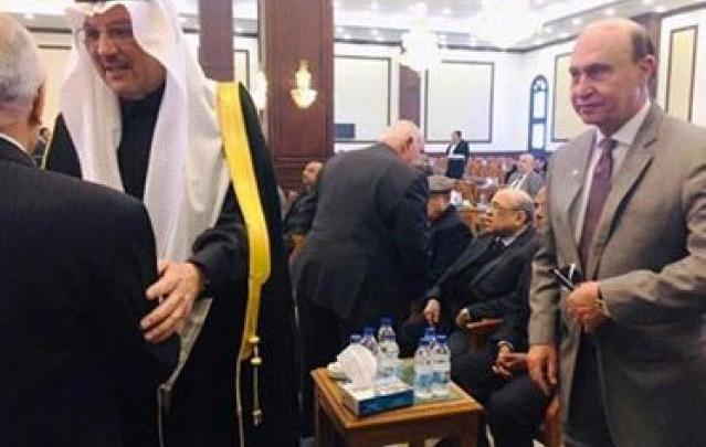 السفير السعودي لدى القاهرة