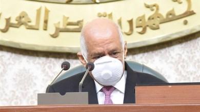علي عبدالعال- رئيس البرلمان