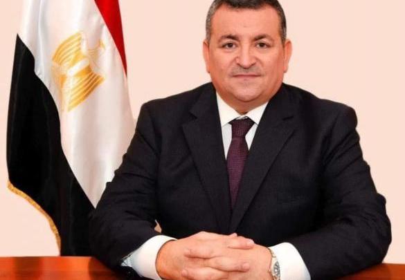 أسامة هيكل- وزير الدولة للإعلام