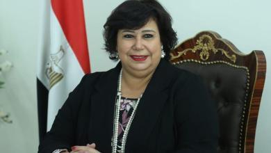 إيناس عبدالدايم- وزيرة الثقافة