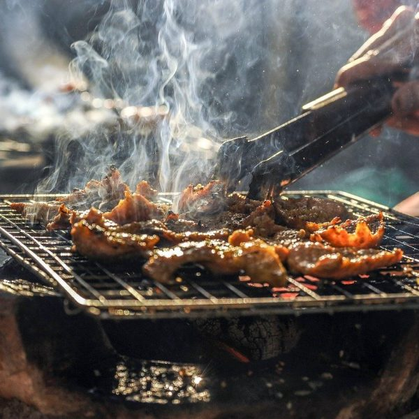 smoke, bbq, barbecue