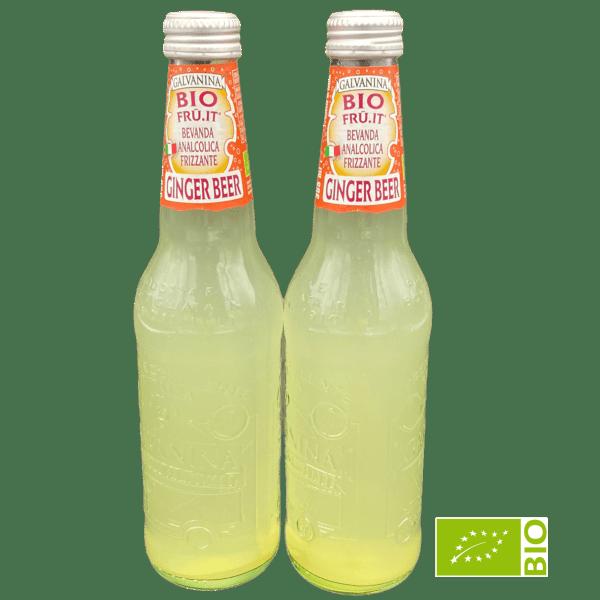 Ginger Beer Biologico